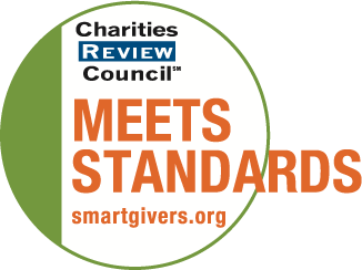 Charities Review Council: Meets Standards smartgivers.org